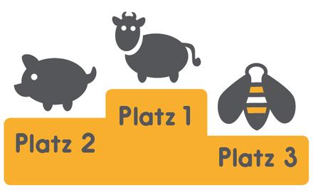 Die Biene ist ein wichtiges Nutztier